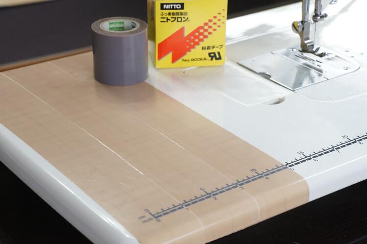 ミシン合皮の縫い方