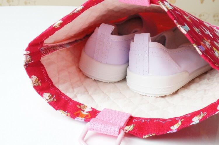 靴袋(シューズバッグ)サイズ