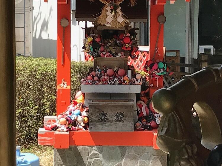 さるぼぼ神社