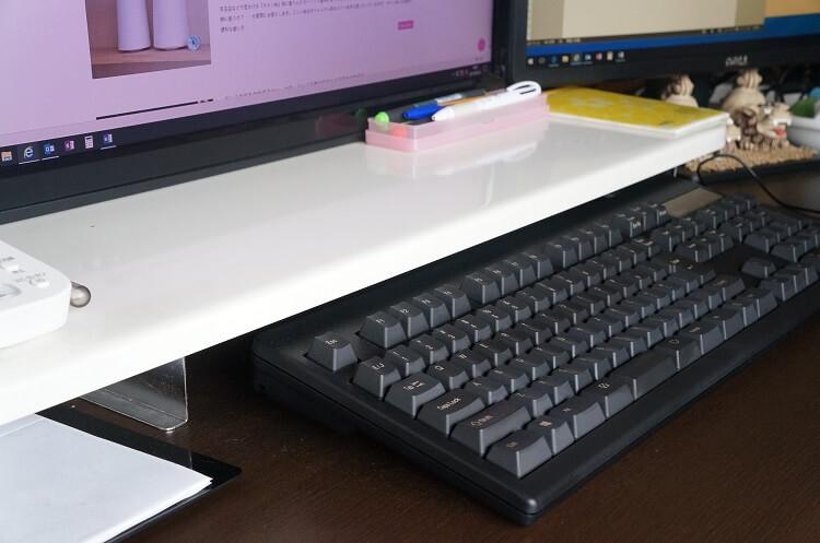 疲れないキーボード