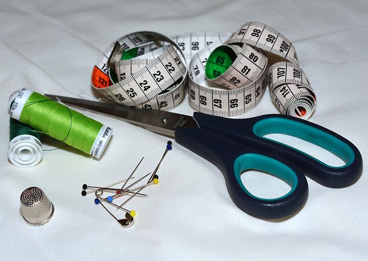 入園入学準備に必要な裁縫用具を紹介します!