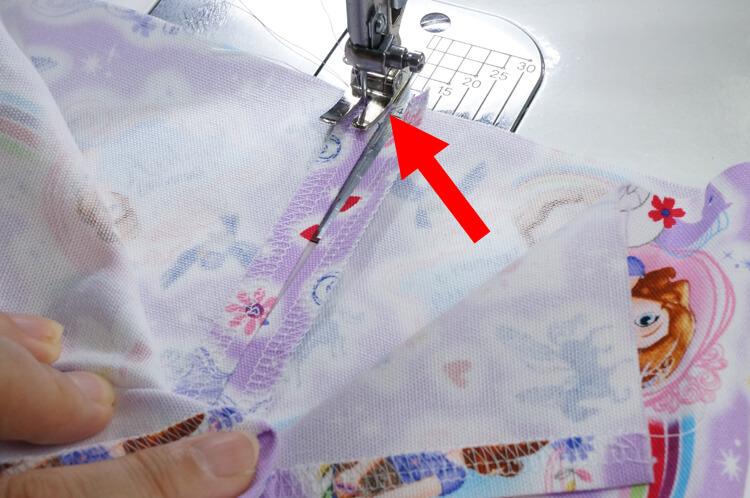 巾着の作り方|あきどまり