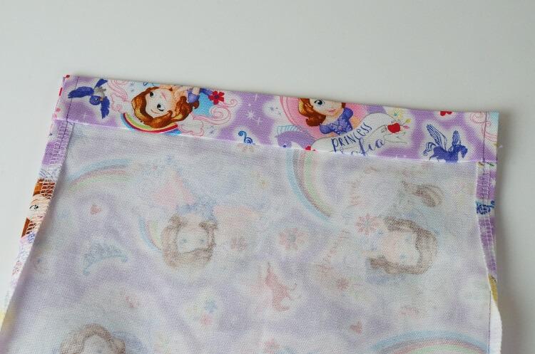 巾着の作り方|袋口