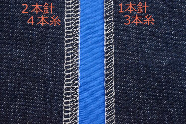 ロックミシン|かがり縫い