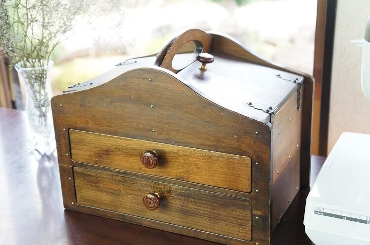 裁縫箱/ソーイングボックス おすすめ特集
