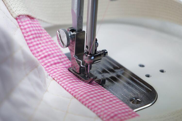 ステッチ 手縫い コバ 洋裁教室 コバステッチ