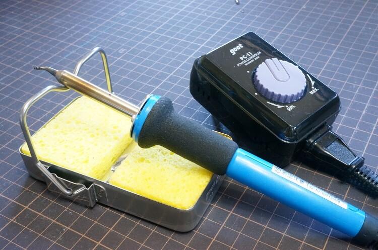 ワッペン手作り(ヒートカット)に必要な道具
