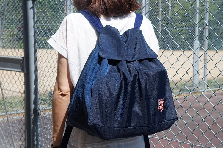 小学校お迎え用ランドセルが入るバッグ