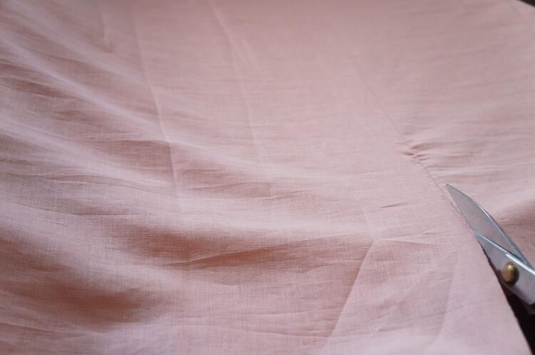 生地の種類別、ご家庭で布を綺麗(まっすぐ、直角)に切る方法とは?