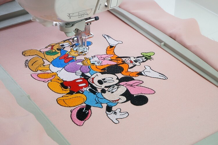 おすすめ刺繍ミシン