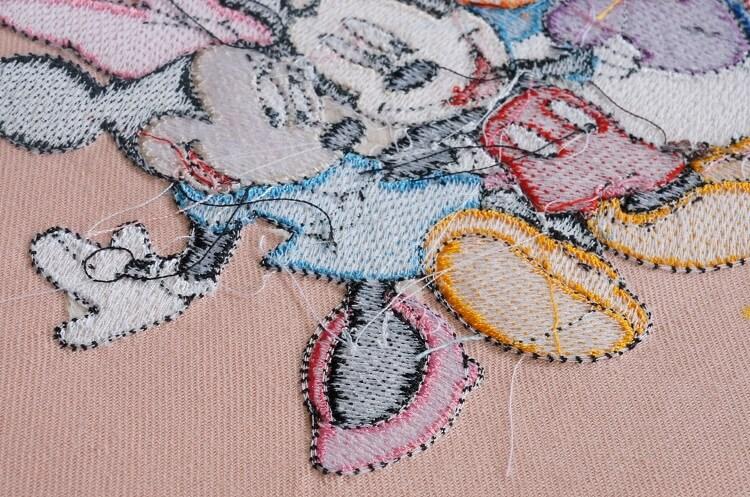 ミシン 刺繍