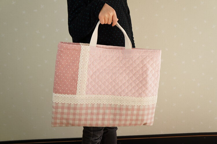 手作りバッグの持ち手の長さ、大人用と子供用はどれくらいがベスト?