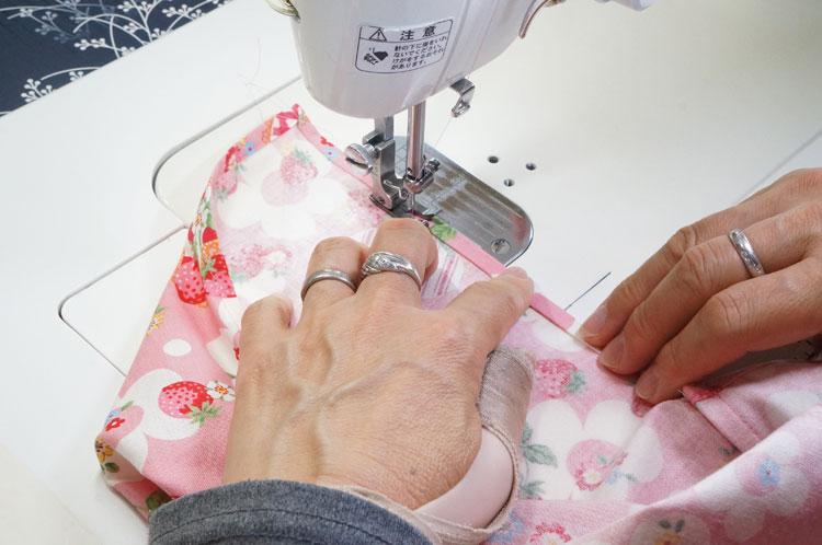 あづま袋の作り方