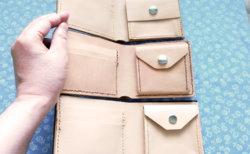レザークラフト縫い糸の選び方