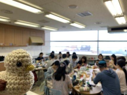 編み物で余った毛糸の活用法