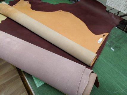 皮革の種類と選び方