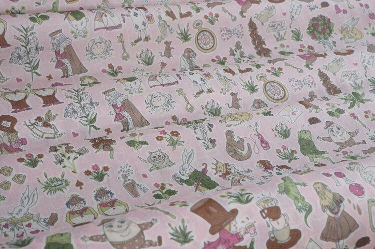 柔らかい生地(布)特集。用途によって使い分ける生地の種類