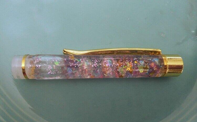 ハーバリウムボールペンの作り方