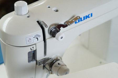 JUKI職業用ミシンサブテンションの付け方