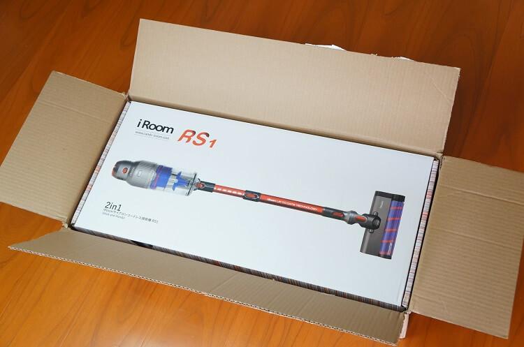 iRoom掃除機RS1