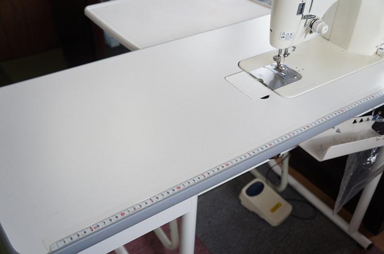 職業用ミシン専用テーブル